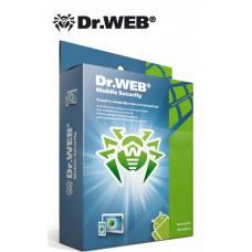Dr.WEB Mobile Security 2 устройства / 2 года