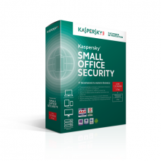 Kaspersky Small Office Security 5 for Desktops and Mobiles License Pack 5Dt; 5MD; 5User