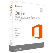 Office для Mac для дома и бизнеса 2016